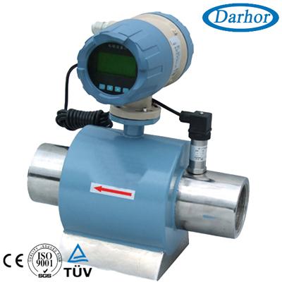 Dh 1000 H Hight Pressure Type Electronic Flowmeter Darhor