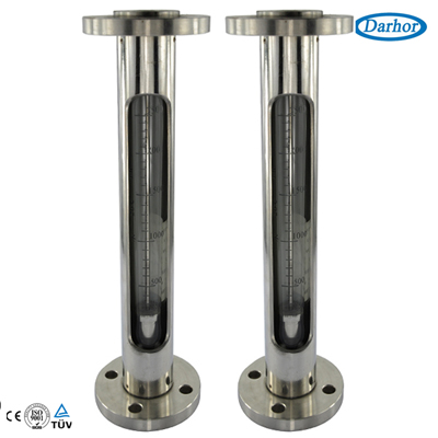 VA30 glass tube small flow flow meter