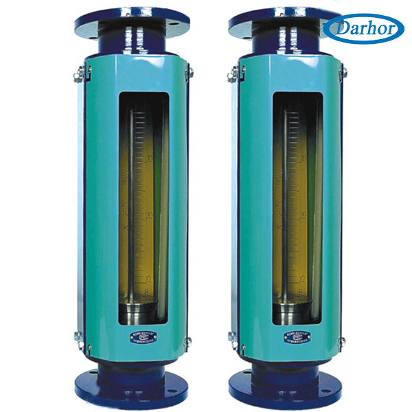 glass tube flow meter